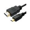 CABO HDMI PREMIUM MICRO-MALE MALE - 1.8MT